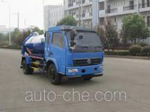 Dongfeng EQ5111GXWL sewage suction truck