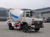 东风牌EQ5120GJBP3型混泥土搅拌车