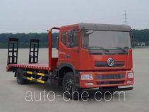 东风牌EQ5120TPBLZ4D型平板运输车
