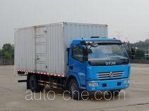 Dongfeng EQ5120XXY8BDDAC box van truck