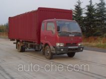 Dongfeng EQ5120XXYGR5AD1AC soft top variable capacity box van truck