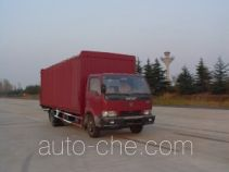 Dongfeng EQ5120XXYR5AD1AC soft top variable capacity box van truck