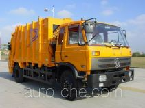 Dongfeng EQ5120ZYS rear loading garbage compactor truck