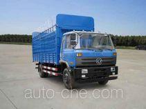 Dongfeng EQ5121CCYF грузовик с решетчатым тент-каркасом