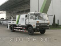 Dongfeng EQ5126THB truck mounted concrete pump