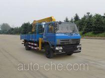 东风牌EQ5128JSQL型随车起重运输车