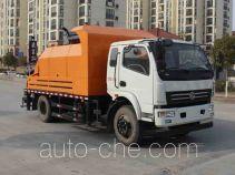 东风牌EQ5128THBL型混凝土泵车