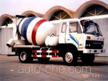 东风牌EQ5136GJB型混凝土搅拌运输车