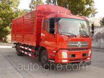 东风牌EQ5160CCYZM型仓栅式运输车