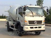 东风牌EQ5160GJBGZ4D型混凝土搅拌运输车