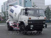 Dongfeng EQ5160GJBP3 concrete mixer truck