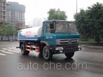 Dongfeng EQ5160GSSE-40 sprinkler machine (water tank truck)