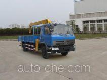 Dongfeng EQ5160JSQGD4D truck mounted loader crane