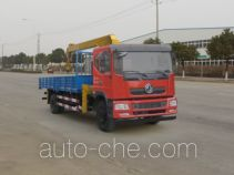 Dongfeng EQ5160JSQGZ5N truck mounted loader crane