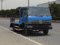 东风牌EQ5160TPBGD4D型平板运输车