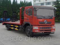 东风牌EQ5160TPBGZ5D型平板运输车