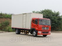 Dongfeng box van truck