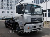 Dongfeng EQ5160ZXXNS5 detachable body garbage truck