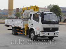 Dongfeng EQ5161JSQL truck mounted loader crane
