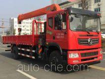 Dongfeng EQ5166JSQZMV truck mounted loader crane