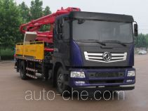 Dongfeng EQ5161THBL concrete pump truck