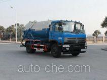 东风牌EQ5163GXWGAC型吸污车