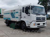 东风牌EQ5165TSLS4型扫路车