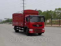 东风牌EQ5168CCYLV型仓栅式运输车