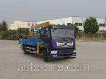Dongfeng EQ5168JSQL1 truck mounted loader crane