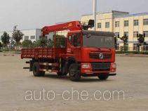 Dongfeng EQ5168JSQLV1 truck mounted loader crane