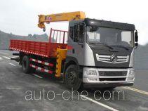 Dongfeng EQ5168JSQZM truck mounted loader crane