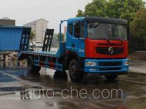 东风牌EQ5168TPBL型平板运输车