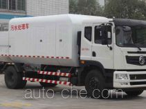 Dongfeng EQ5168TWCLV sewage treatment vehicle