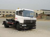 Dongfeng EQ5168ZXXF detachable body garbage truck