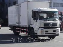 Dongfeng EQ5180XXYGD5N box van truck