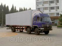 Dongfeng EQ5200XYKT автофургон с подъемными бортами (фургон-бабочка)