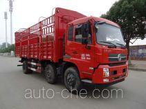 Dongfeng EQ5250CCY5D грузовик с решетчатым тент-каркасом