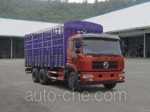 Dongfeng EQ5250CCYGZ4D3 грузовик с решетчатым тент-каркасом