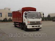 Dongfeng EQ5250CCYTD5D грузовик с решетчатым тент-каркасом
