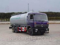 Dongfeng EQ5250GFLF low-density bulk powder transport tank truck