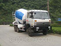 东风牌EQ5250GJBF型混凝土搅拌运输车