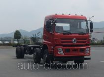 Dongfeng EQ5250JSQFVJ truck mounted loader crane chassis