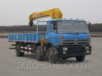 Dongfeng EQ5250JSQGZ4D1 truck mounted loader crane