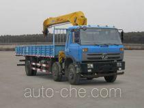 Dongfeng EQ5250JSQZM1 truck mounted loader crane