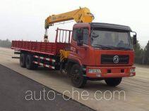 Dongfeng EQ5250JSQZM2 truck mounted loader crane
