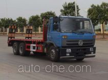 Dongfeng EQ5250TPBGD4D flatbed truck