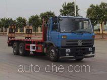 东风牌EQ5250TPBGD4D型平板运输车
