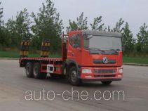 东风牌EQ5250TPBGZ4D3型平板运输车