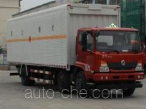 Dongfeng EQ5250XRYGD5D flammable liquid transport van truck
