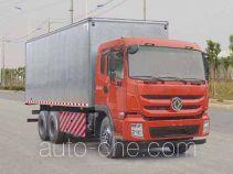 Dongfeng EQ5250XXYFN box van truck